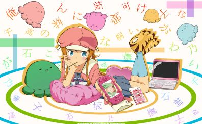 Kousaka kirino anime girl