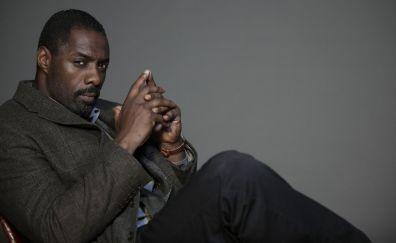 Idris Elba, Luther TV series, actor