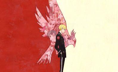 Jean Otus, ACCA: 13-ku Kansatsu-ka, anime