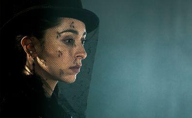 Oona Chaplin, taboo 2017 tv series