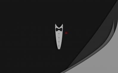 Tuxedo, minimal graphics