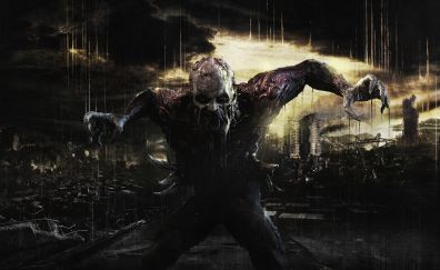 Dying Light video game, Zombie