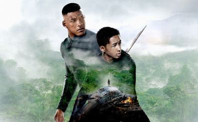 After Earth 2013 movie, poster