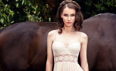 Megan Coffey, model, girl