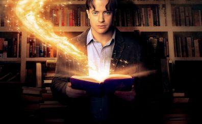 Inkheart, 2008 movie, Brendan Fraser, actor