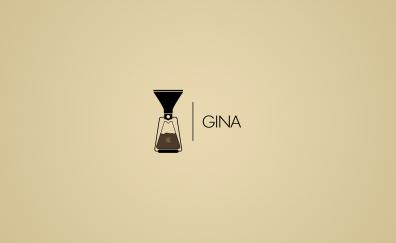 Minimal coffee machine