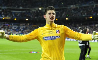 Football, Thibaut Courtois, soccer player