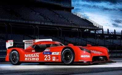 Nissan GT-R LM Nismo Car