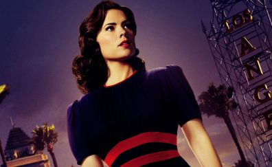 Hayley Atwell, marvel's Agent Carter, tv show
