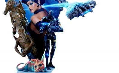 Valerian and the city of a thousand planets, 2017 movie, Dane Dehaan