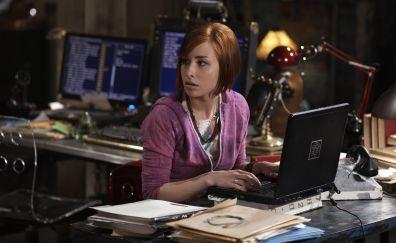 Warehouse 13 TV series, Allison Scagliotti, girl, actress