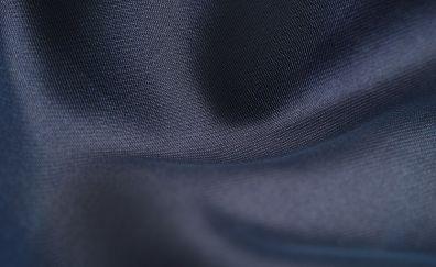 Gray fabric, textile, texture, close up