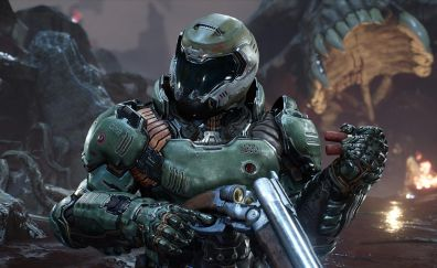 Solider, Doom video game