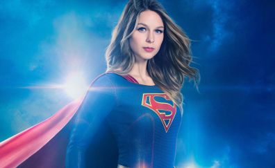 Supergirl a TV series
