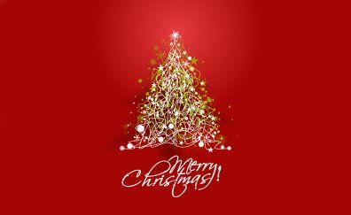 2017 Merry Christmas tree