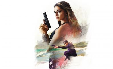 Deepika padukone as serena in xxx return of xander cage movie