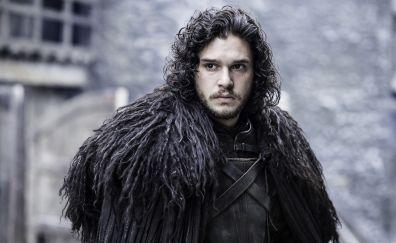Kit Harington as Jon Snow of game of thrones