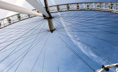 London, Ferris wheel