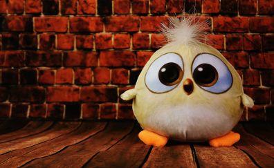 Bird soft toy funny