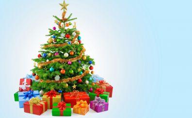 Christmas celebration, decorations