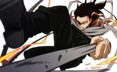 Shouta Aizawa, My Hero Academia, anime boy