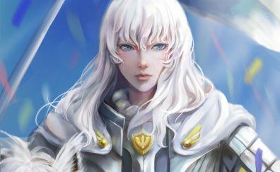 Griffith, berserk, anime girl