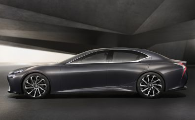 2017 Lexus LF-FC Concept car