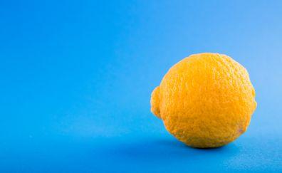 Citric fruits, food, lemon
