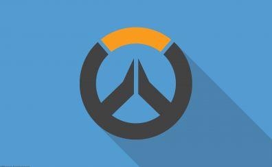 Overwatch, video game, logo