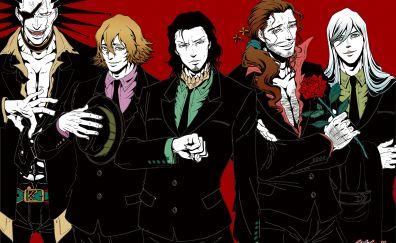 Anime boy, Kenpachi Zaraki, Bleach