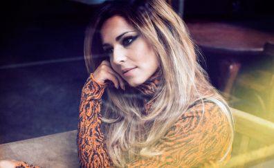 Singer, blonde, Cheryl Cole