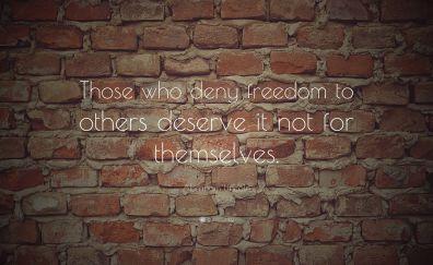 Quotes on bricks