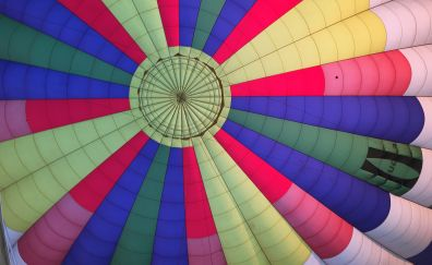 Colorful Parachute Balloon