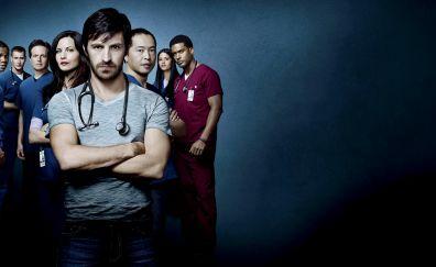 The Night Shift TV show, cast