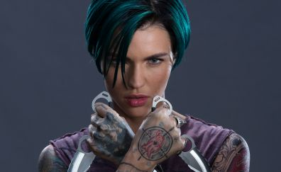 Ruby Rose from xxx return of xander cage movie
