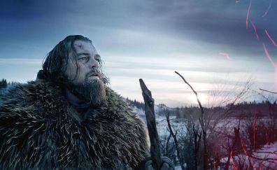 The Revenant, 2015 movie, actor, Leonardo DiCaprio