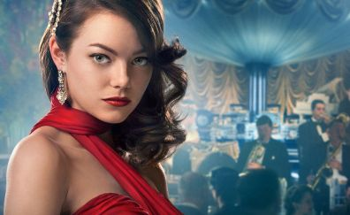 Emma Stone in Gangster Squad movie