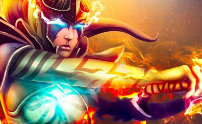 Phantom Assassin, Defense of The Ancients 2, DOTA 2 video game