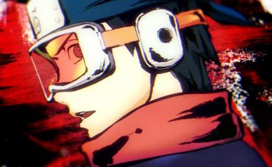 Uchiha Obito, Maruto, Naruto Shippūden, anime boy