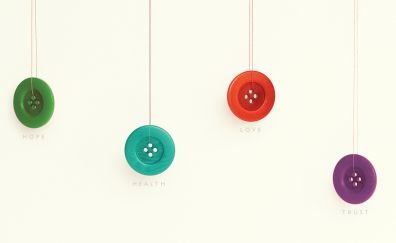Buttons minimal