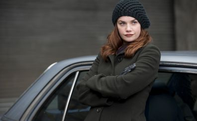 Luther TV show, Ruth Wilson, actress