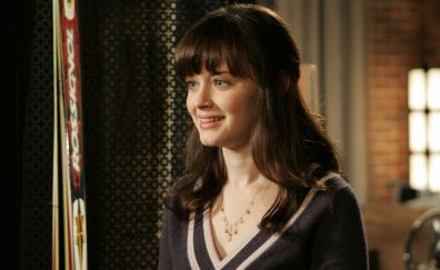Alexis Bledel from Gilmore girls