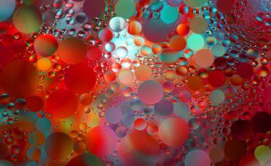 Texture, spots, circles, abstract