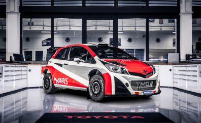 2017 Toyota Yaris WRC prototype