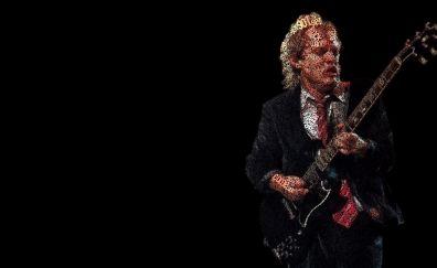 AC/DC, heavy metal, musician