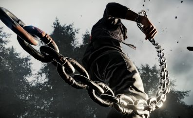 Infamous Second Son Video game