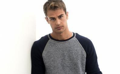 Theo James, Divergent movie actor