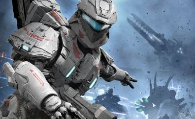 Halo: Spartan Assault, video game, solider