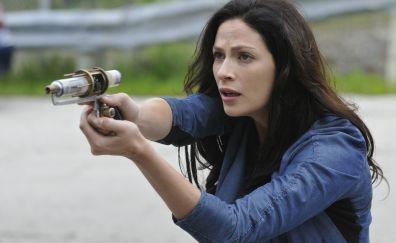 Actress, Joanne Kelly, Warehouse 13 TV series