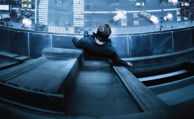 Man on a ledge, 2012 movie